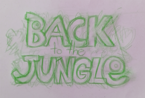 Back to the jungle juego de mesa animales original animals original board game
