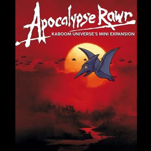 Kaboom Universe: Apocalypse Rawr.