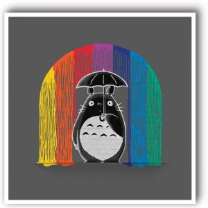 Colourful Neighbor Lamina original totoro