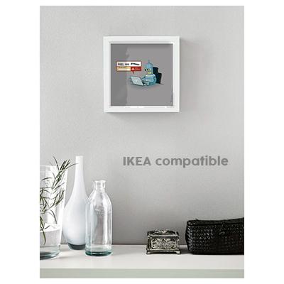 art print bender futurama frame